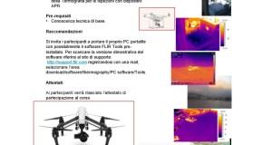 corso termografia droni-improtec-flir-professionisti