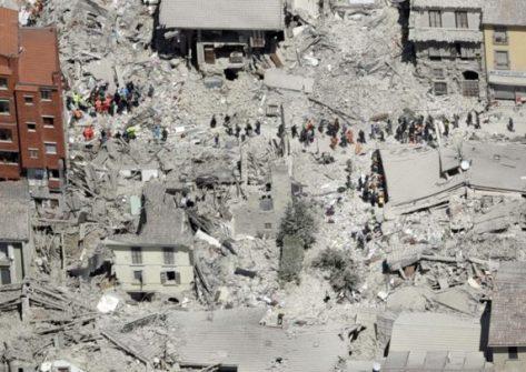 terremoto-roma-drone-campus-droni vigili del fuoco-droni amatrice-droni rigopiano-premiazione-soccorsi