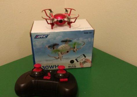 recensione JJRC H30cH-droni jjrc economici
