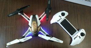 unboxing kaiden pantonma k80 gearbest-drone pantonma k80 2