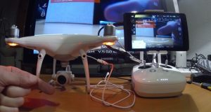video installare modulo hdmi dji phantom-NeverMindYourOwn