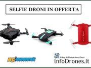 selfie droni offerta rcmoment
