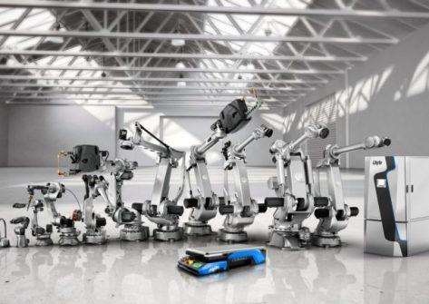 Comau Robot MSV Brno Family_Plant