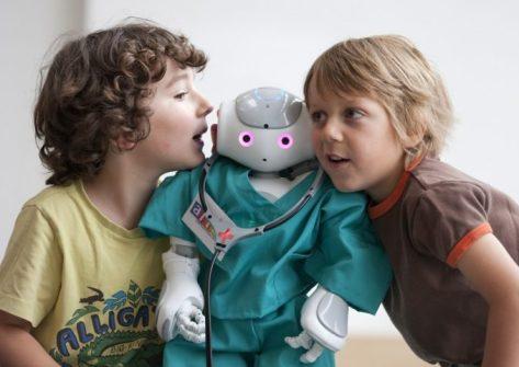 robot nao-nao autismo-robot autismo-robot pesci rossi