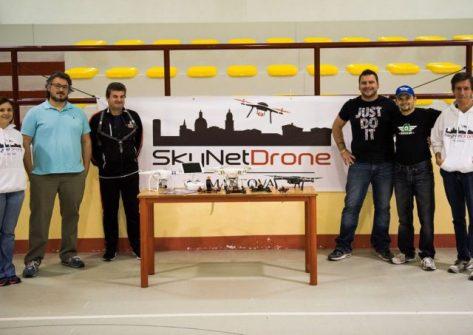 skynet drone mantova
