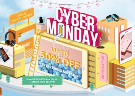 cyber monday gearbest-coupon droni-migliori offerte cyber monday