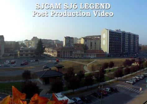video SJCAM SJ6 legend 4k amazon-action cam 4k