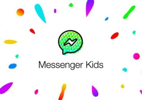 Messanger Kids Facebook chat