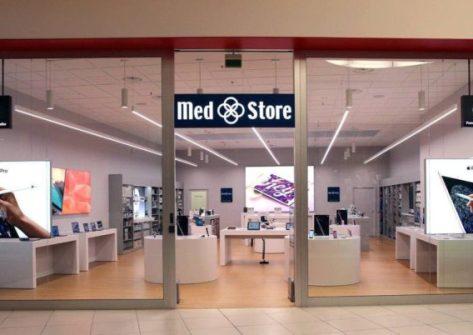 med-store-centro-meridiana-centro autorizzato apple