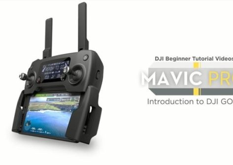 App DJI Go 4 per Mavic Pro