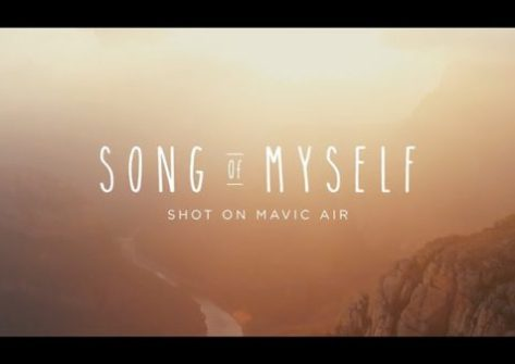Video Song of Myself DJI Mavic Air