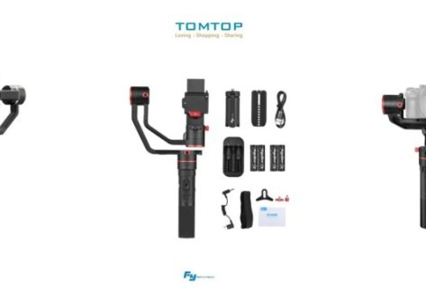 coupon stabilizzatori feiyutech g5 a1000 a2000 tomtop
