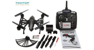 drone JXD 509W tomtop coupon promo