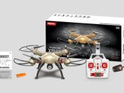 drone syma X8HW Wifi FPV tomtop promo 2