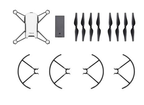 unboxing Drone DJI tello-nuovo drone dji ces 2018