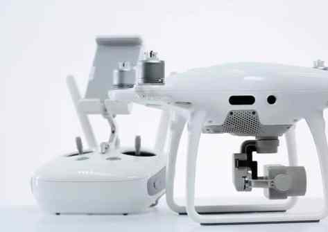 Come collegare il radiocomando al dji phantom 4 pro advanced