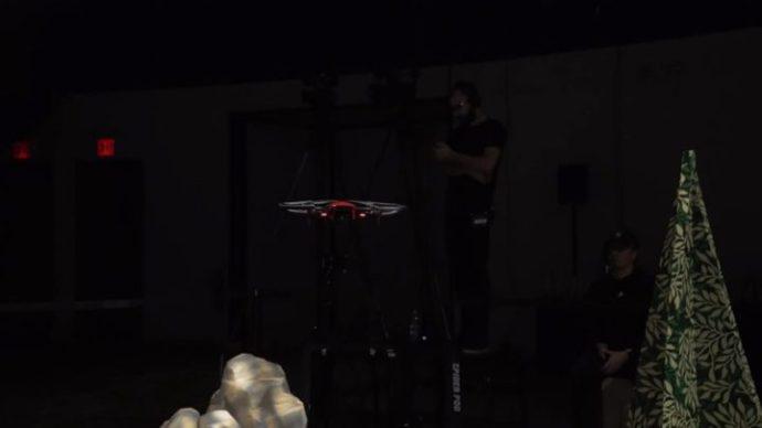 Presentazione dji mavic air