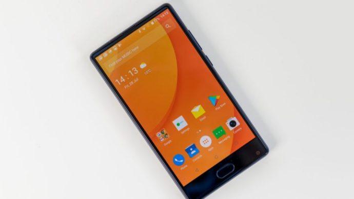nuovo smartphone dooge mix amazon