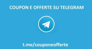 telegram offerte coupon amazon