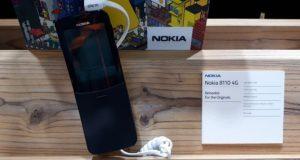Nuovo Smartphone Nokia 8810 matrix