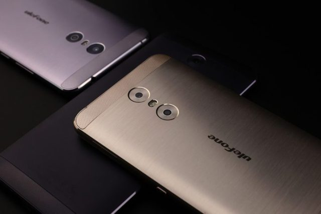 smartphone Ulefone Gemini amazon