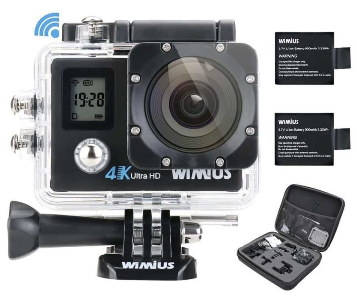 WiMiUS Q4 4K caratteristiche