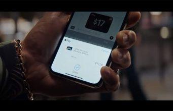 Pagare con un messaggio grazie a iPhone X