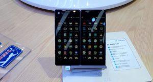 smartphone ZTE Axon M amazon