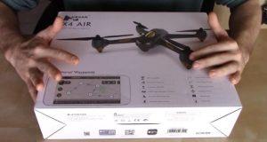unboxing-drone-hubsan-x4-air-h501m-banggood