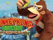 Donkey Kong country Tropical Freeze amazon