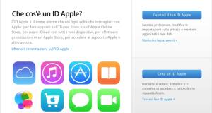 Come creare ID Apple