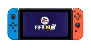 FIFA 19 su Nintendo Switch