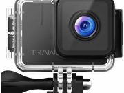 Recensione action cam Apeman Trawo amazon