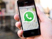 Come inviare la posizione da Whatsapp