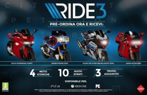 Ride 3 preorder