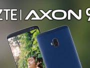 ZTE Axon 9 Uscita