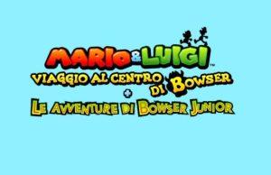 Mario e Luigi: viaggio al Centro di Boswer