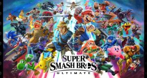 Super Smash Bros ultimate Personaggi
