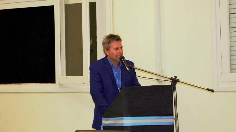 El intendente Edgar Bruno abrirá el periodo de sesiones ordinarias