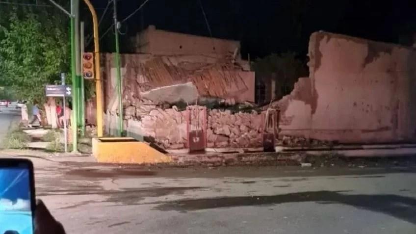 Ya son 25 las réplicas del sismo de San Juan y alcanzaron a Salta, Jujuy y La Rioja