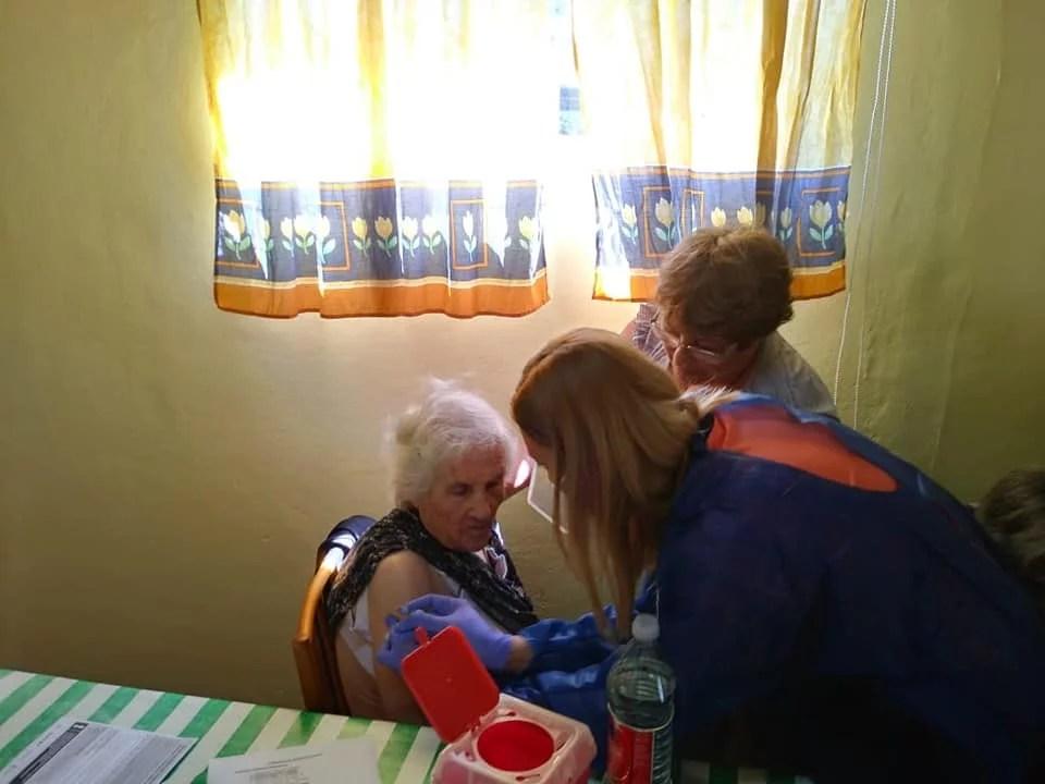 Canals: ya pueden anotarse las personas mayores de 70 años para recibir la vacuna