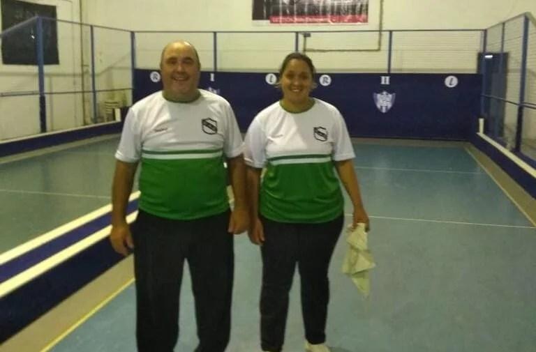Alejandro Roca: 2° torneo interclubes de bochas.