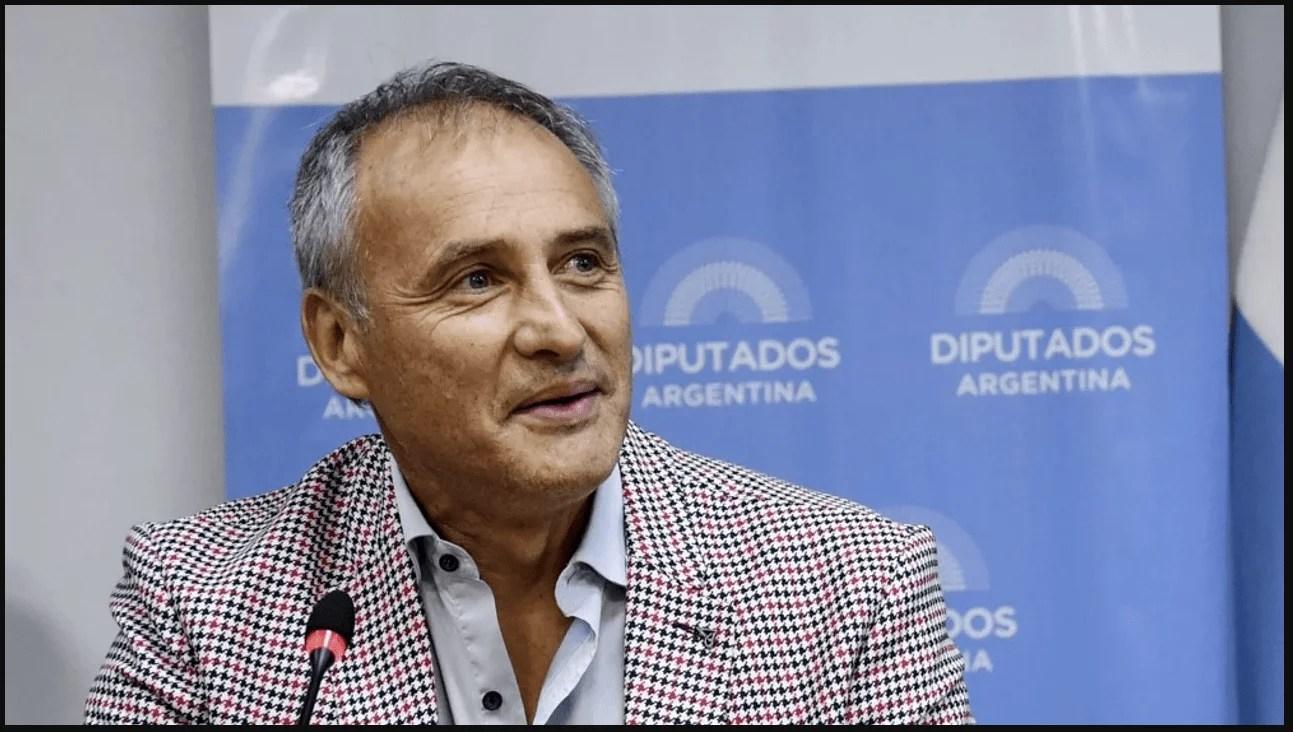Héctor Baldassi expulsado de la Conmebol por pedido de AFA