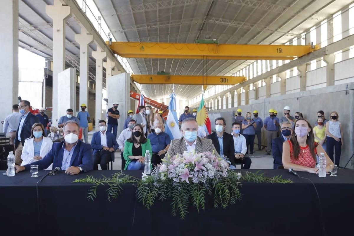 Hernando: Schiaretti habilitó el Parque Industrial número 25 de la provincia