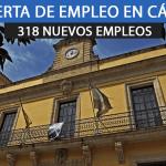 trabajar en el Ayuntamiento de Jerez