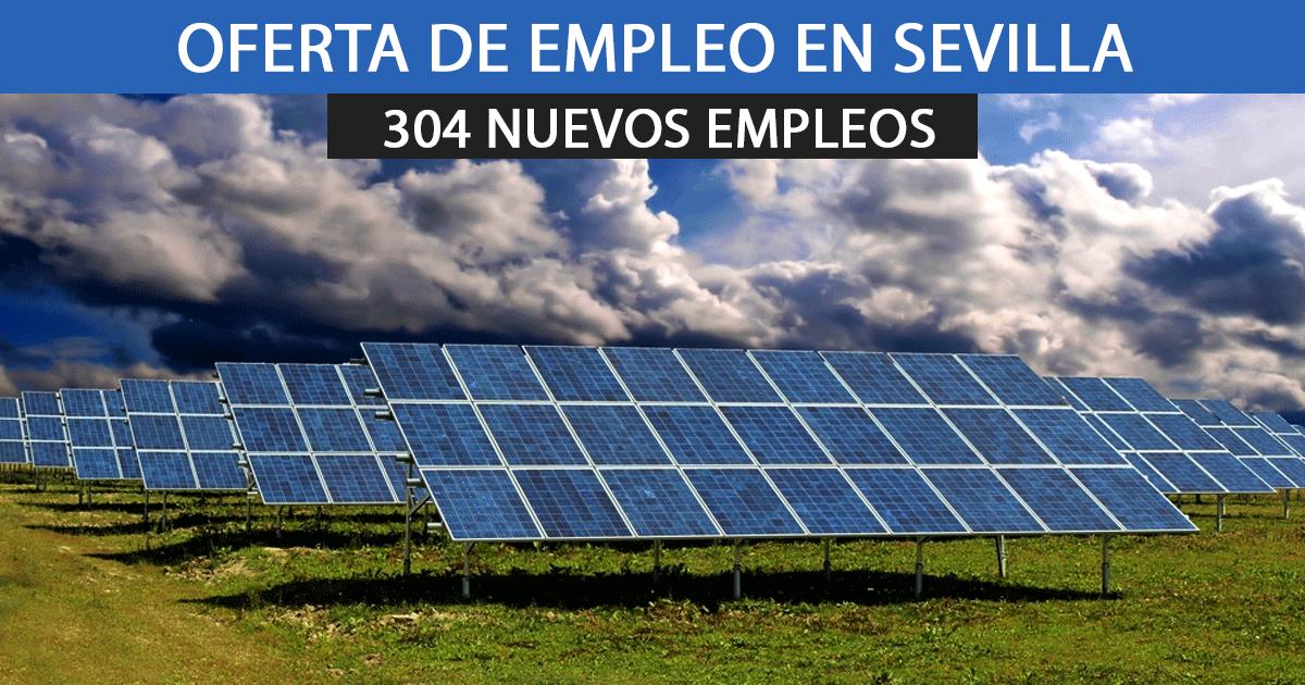 La nueva planta fotovoltaica en Alcalá de Guadaíra necesita 304 empleados.