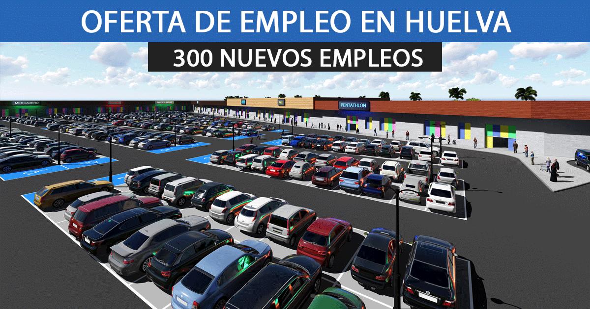 Empleo Lepe 300 empleados para el Nuevo Parque Empresarial