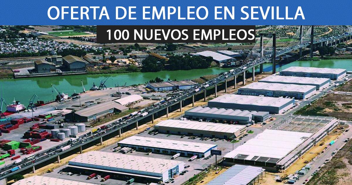 Nuevos empleos en la Zona Franca de Sevilla – Más de 100 nuevos empleos