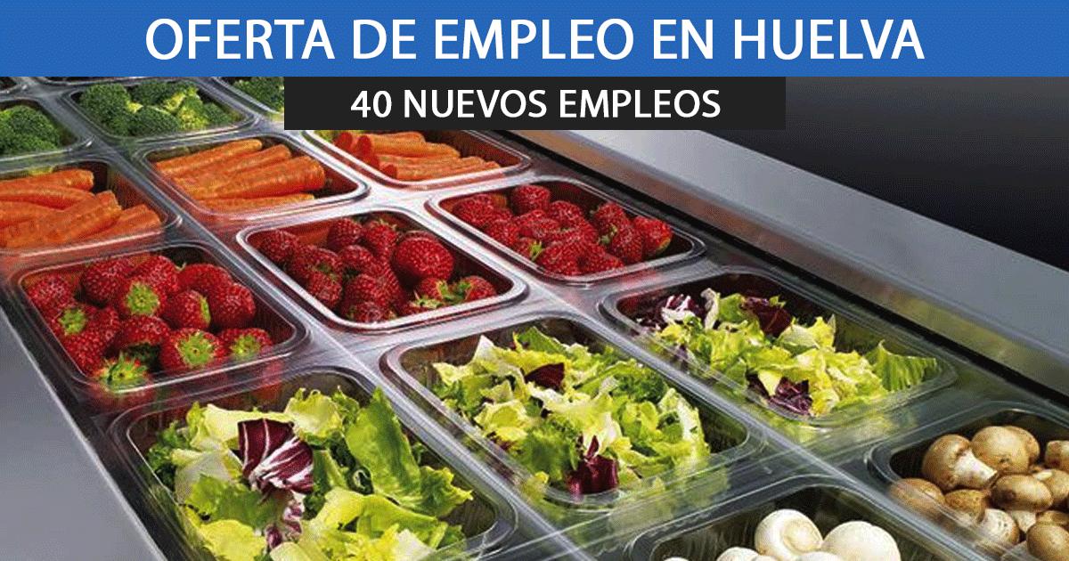 Se necesitan cubrir 40 puestos de trabajo en almacén de frutas en Lepe