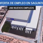 200 trabajadores de logística en Sagunto